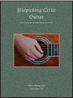 Flatpicking Celtic Guitar Sheet Music
