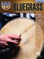Banjo Play-Along Volume 1: Bluegrass Sheet Music