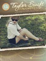 Taylor Swift: Favorites Sheet Music