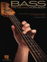 Chad Johnson: Bass Fretboard Workbook Sheet Music