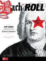 David Pearl: Bach 'n' Roll Sheet Music