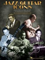 Wolf Marshall: Jazz Guitar Icons Sheet Music
