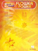 E-Z Play Today Volume 98: Flower Power Sheet Music
