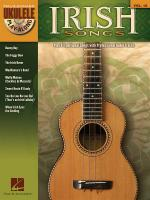 Ukulele Play-Along Volume 18: Irish Songs Sheet Music