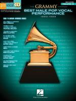 The Grammy Awards: Best Male Pop Vocal Performance 1990-1999 Sheet Music