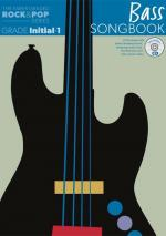 The Faber Graded Rock & Pop Series: Bass Songbook (Initial - Grade 1) Sheet Music