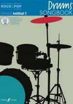 The Faber Graded Rock & Pop Series: Drums Songbook (Initial - Grade 1) Sheet Music