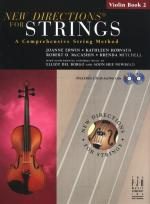 New Directions For Strings: A Comprehensive String Method - Book 2 (Violin) Sheet Music