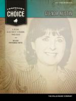 Composer's Choice: Glenda Austin Sheet Music