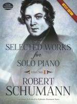 Robert Schumann: Selected Works For Solo Piano - Volume 1 (Urtext Edition) Sheet Music