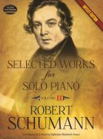 Robert Schumann: Selected Works For Solo Piano - Volume 2 (Urtext Edition) Sheet Music