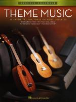 Ukulele Ensemble: Theme Music Sheet Music