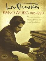 Leo Ornstein: Piano Works (1913-1990) Sheet Music