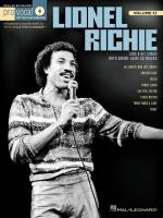 Pro Vocal Men's Edition Volume 55: Lionel Richie Sheet Music