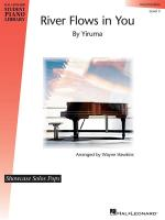 Yiruma: River Flows In You (Student Piano Library) Sheet Music