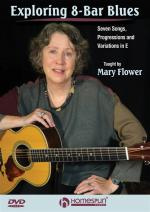 Mary Flower: Exploring 8-Bar Blues Sheet Music