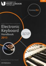 London College Of Music: Electronic Keyboard Handbook 2013 - Step This Way (Steps 1 & 2) Sheet Music