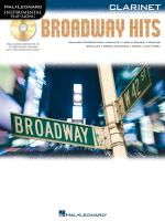 Clarinet Play-Along: Broadway Hits Sheet Music