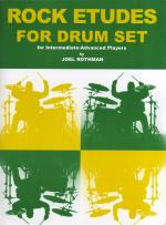 Joel Rothman: Rock Etudes For Drum Set Sheet Music