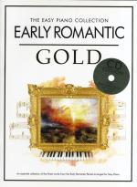 The Easy Piano Collection: Early Romantic Gold Sheet Music