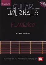 Mel Bay Guitar Journals - Flamenco Sheet Music