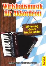 Musikverlag Geiger Wirtshausmusik F.accordion 4 Sheet Music