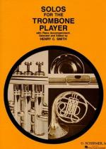 G. Schirmer Solos For The Trombone Player Sheet Music