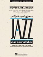 Moves Like Jagger, tuba part sheet music to print instantly for jazz band, tuba part Sheet Music