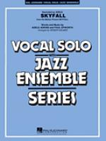 Skyfall, tenor sax solo part sheet music to print instantly for jazz band, tenor sax solo part Sheet Music