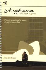 Wise Publications Justinguitar.com Acoustic Song Sheet Music