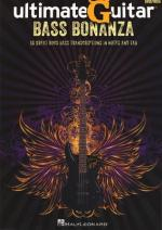 Hal Leonard Ultimateguitar: Bass Bonanza Sheet Music