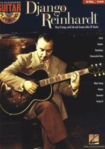 Hal Leonard Guitar Play-along Django Rein. Sheet Music