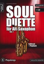 Artist Ahead Soul Duette F Sheet Music