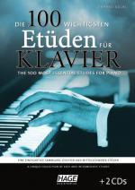 Hage Musikverlag 100 Etudes Piano Sheet Music