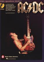 Hal Leonard Ac/dc Guitar Signature Licks Sheet Music