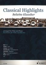 Schott Classical Highlights Flute Sheet Music