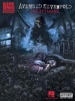 Avenged Sevenfold - Nightmare Sheet Music