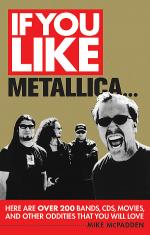 If You Like Metallica... Sheet Music