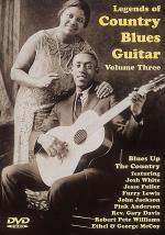 Legends of Country Blues Guitar Volume 3 Sheet Music