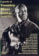 Legends of Country Blues Guitar Volume 1 Sheet Music