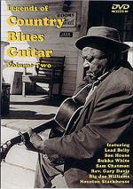 Legends of Country Blues Guitar Volume 2 Sheet Music