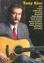 Tony Rice - The Video Collection Sheet Music