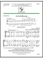 An Irish Blessing - HB Score Sheet Music
