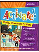 Activate! Oct/Nov 11 Sheet Music