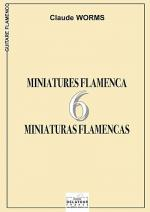6 miniatures flamencas Sheet Music