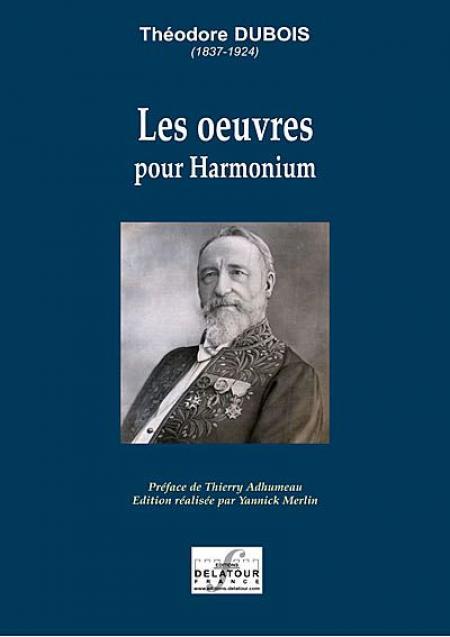 Les oeuvres pour harmonium Sheet Music