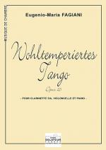 Wohltemperiertes Tango Sheet Music