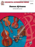 Danza Africana Sheet Music