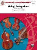 Going, Going, Gone Sheet Music