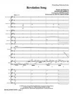 Revelation Song Sheet Music